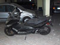 Motociclo Yamah T-Max