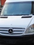 Furgone Mercedes isotermico