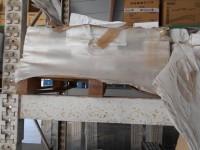 Stock di listelli con decoro per rivestimenti