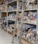 Giacenze di magazzino tessuti