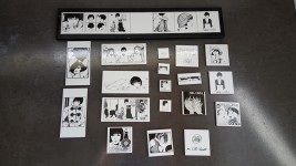 Collezione prodotta dall'artista CREPAX GUIDO