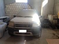 Land Rover LN Frelander