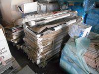 Stock di materiale idro-termo-sanitario