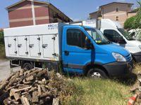 Fiat Iveco 35/E4, data immatricolazione 16-06-2010, alimentato a gasolio, ...