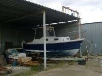 Imbarcazione Motoscafo Marca Oceania 780