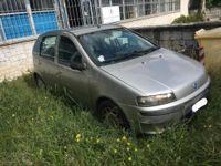 AUTOVEICOLO FIAT PUNTO - ANNO 2000 - BENZINA