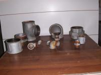 Stock raccorderia idraulica