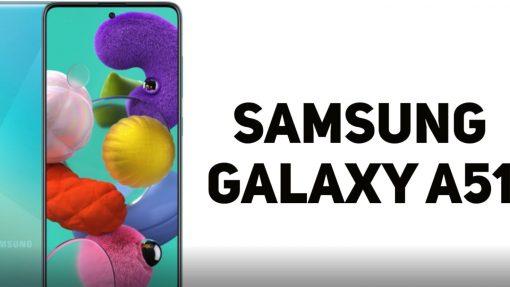 Test af Samsung Galaxy A51 – stor og billig