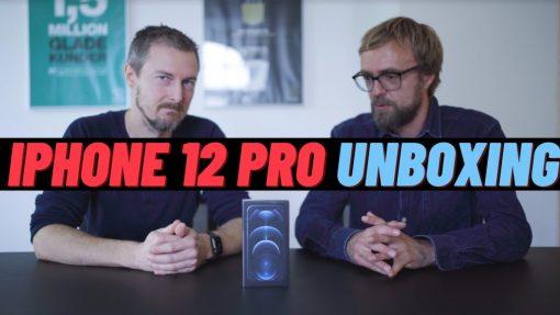 Unboxing af iPhone 12 Pro – her er første indtryk
