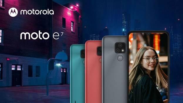 Motorola Moto e7 – billig mobil med stor skærm og batteri