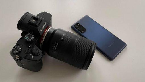 Kan mobilkamera slå et rigtigt kamera?