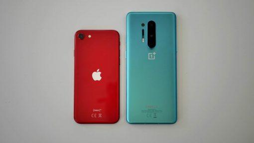 Kompakte mobiltelefoner: De bedste små telefoner