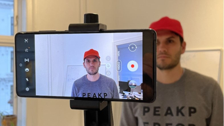 Hvad er et godt mobilkamera til video?