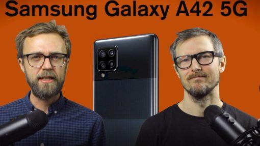 Test af Samsung Galaxy A42 5G – et fornuftigt køb