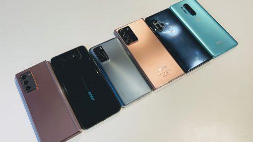 De bedste Android-telefoner til prisen