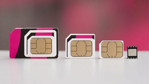 De bedste mobiltelefoner med eSIM