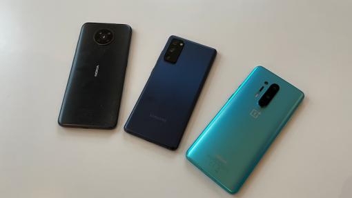 Find den rigtige Android mobiltelefon til dig