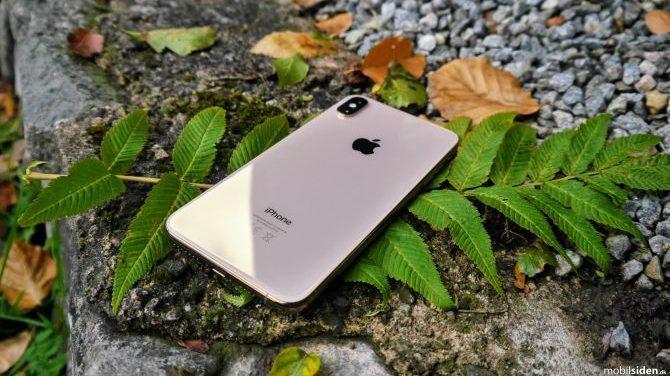 iPhone XS til halv pris – se bedste priser og tilbud