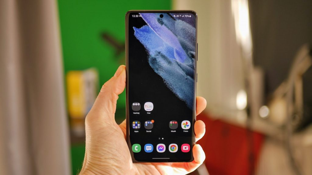De nyeste telefoner med de bedste skærme