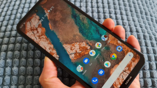 Test af Nokia X20– 5G-telefon i budgetklassen
