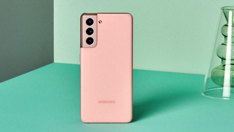 Billig pris på Samsung Galaxy S21 – spar over 2.500 kroner