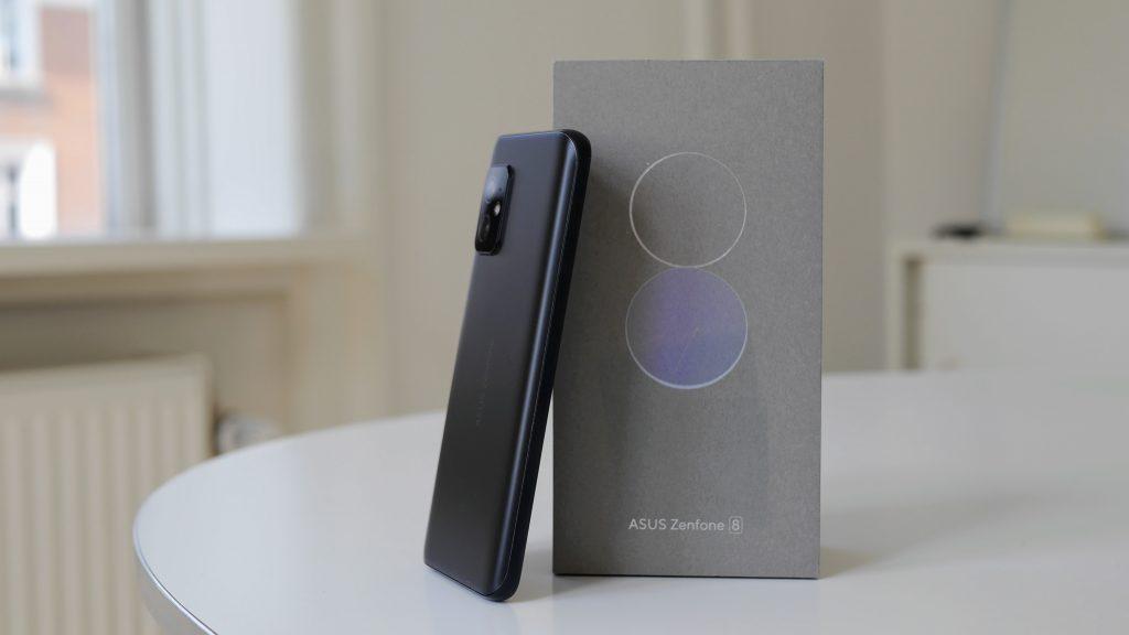 Test af ASUS Zenfone 8 – lille og hurtig