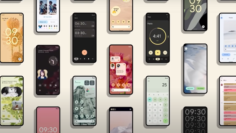 Hvilke telefoner får Android 12?