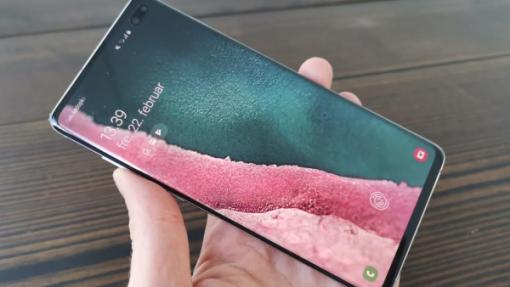 Stort prisfald på Samsung Galaxy S10+
