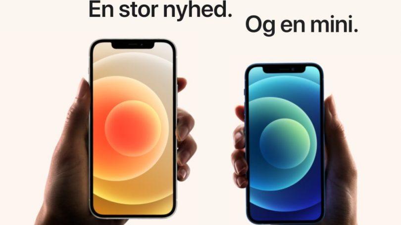 De bedste iPhones med en stor skærm
