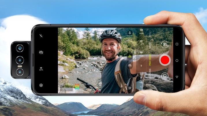 De bedste smartphones til selfies