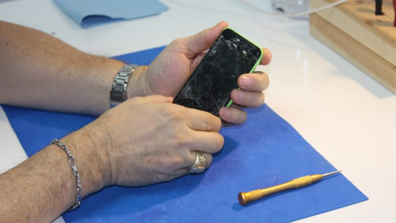 Disse smartphones er lettest at reparere