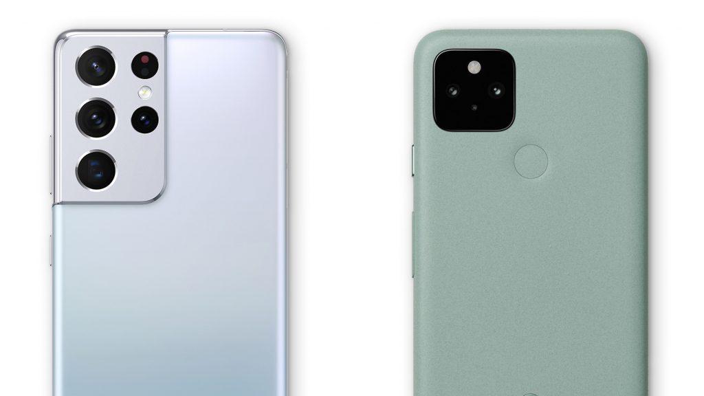Hvilken Android-mobil har det bedste kamera?