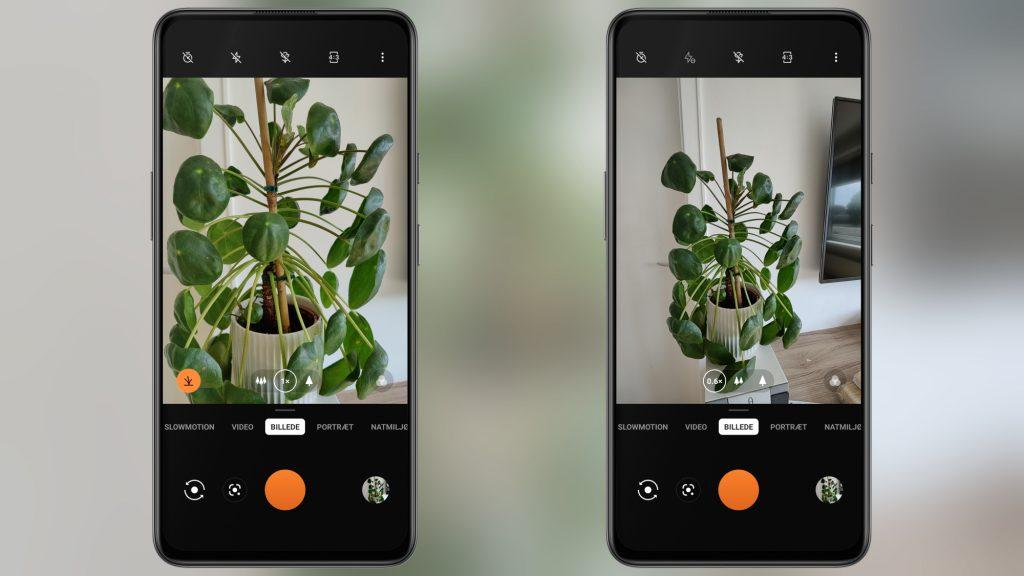 De bedste smartphones med ultravidvinkel-kamera