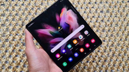 Test af Galaxy Z Fold 3 –den bedste foldbare mobil