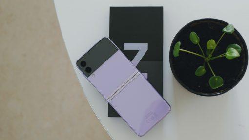 Test af Samsung Galaxy Z Flip 3 – billigere og bedre