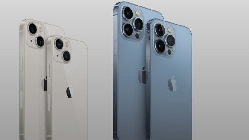 Skal man vælge iPhone 13 mini, iPhone 13 eller 13 Pro?