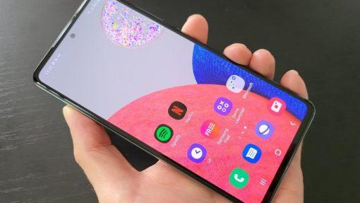 Test af Samsung Galaxy A52s – sådan lidt mjah…