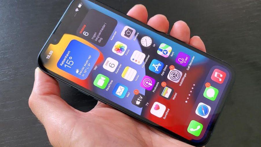 Test af iPhone 13 – en sølle opdatering