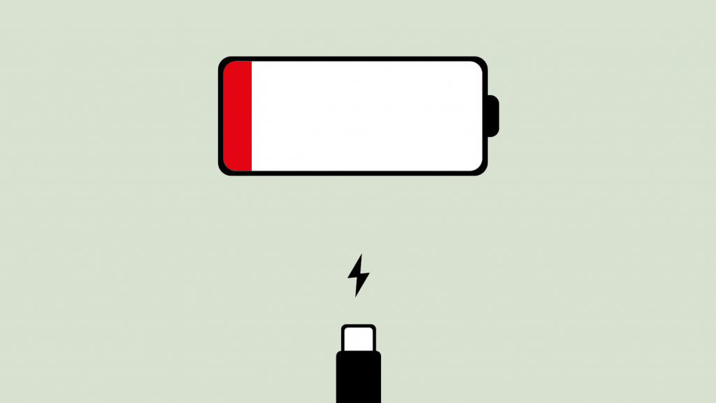 Top 5 telefoner med bedste batteritid