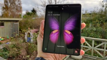 Samsung udvikler foldbare skærme til Google, Xiaomi og Oppo