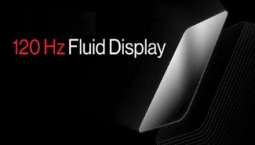 OnePlus gør reklame for deres 120 Hz Fluid Display