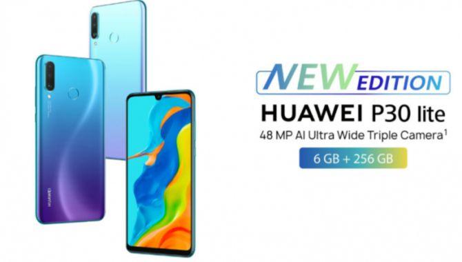 Huawei relancerer P30 lite som P30 Lite New Edition