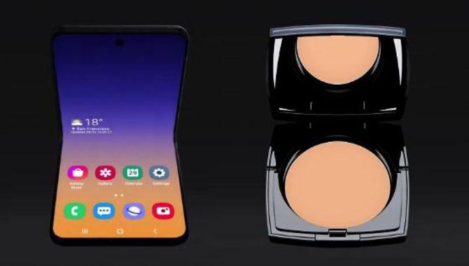 Samsung næste foldbare mobil hedder Galaxy Bloom