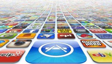 Apples App Store slår rekord