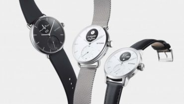 Withings ScanWatch måler EKG og registrerer søvnapnø