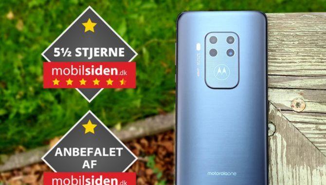 Konkurrence: Vind Motorola One Zoom og Jabra Elite 85H