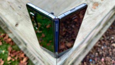 Samsung Galaxy Fold 2 lækket på Twitter