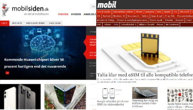 Overblik: Mobilsiden har fået nye ejere og Huawei lever stadig