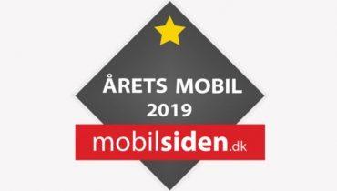 Afstemning: Årets Mobil 2019