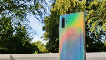 Samsung Galaxy Note 10-serien får Android 10
